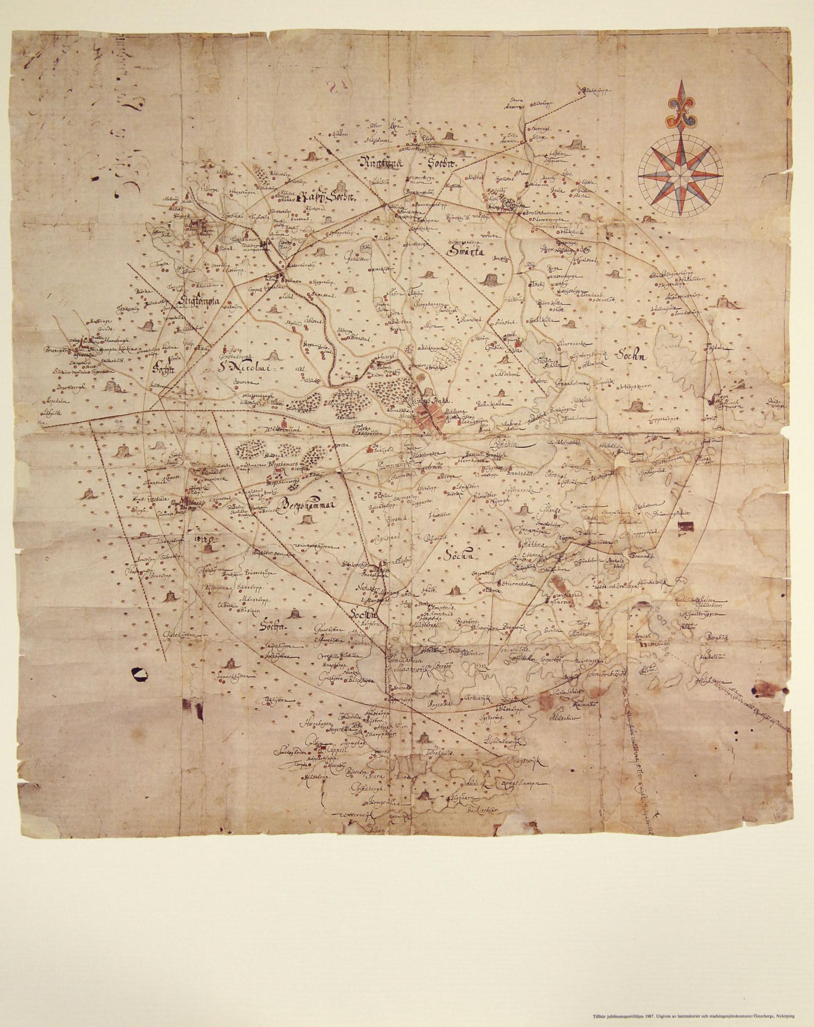 Nykoping Se Historiska Kartor