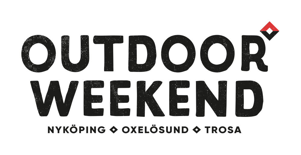 Logo för Outdoor Weekend